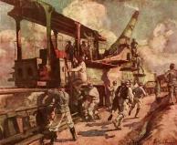8-RailroadMountedArtillery